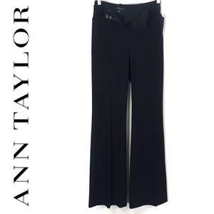 Ann Taylor Black Dress Pants Size 4
